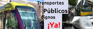 Campaña por un transporte público digno en Jaén ya