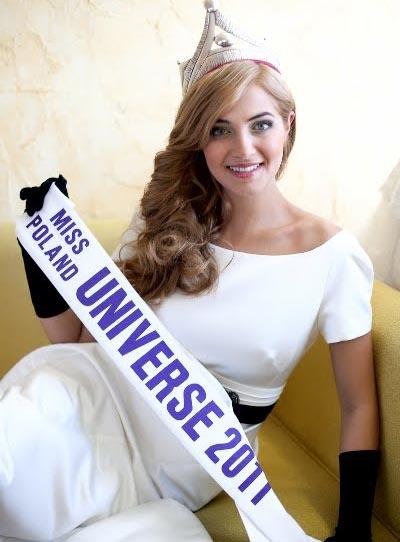 Rozalia Mancewicz – Miss Poland