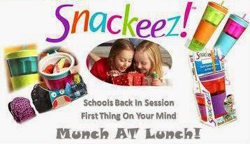 snackeez back to school banner