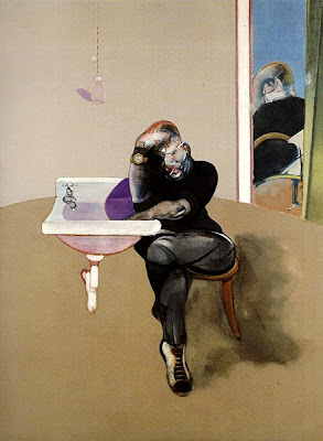Francis Bacon  - Self Portrait 1973