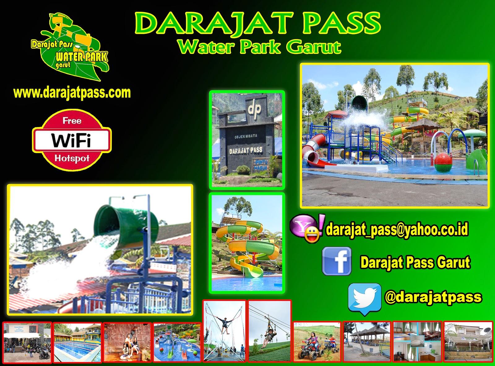 Darajat Pass Garut Harga Tiket Masuk Darajat Pass
