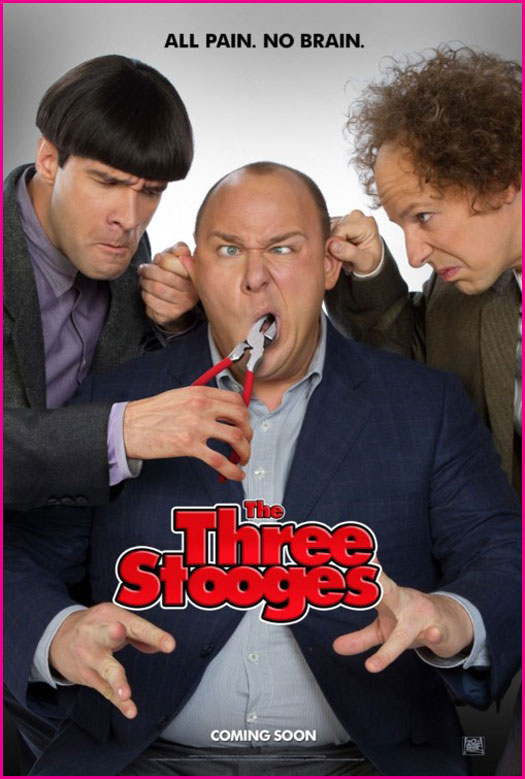 [Multi] The Three Stooges (2012)  [FRENCH] [DVDRIP]