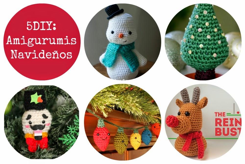 Patrones Croche navideños