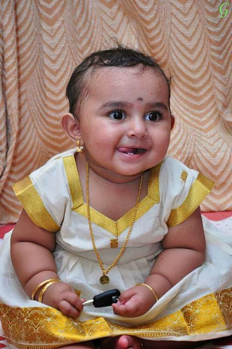 Babies Pictures: Babies Pictures With Indian Traditional Dress Baby ...