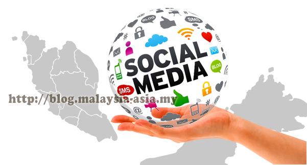 Social Media Statistics in Malaysia