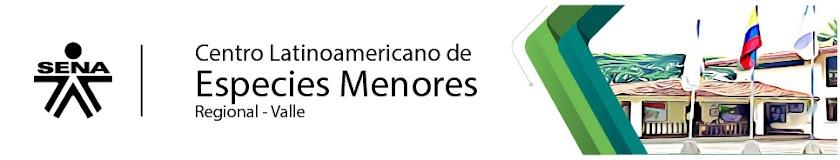 CENTRO LATINOAMERICANO DE ESPECIES MENORES