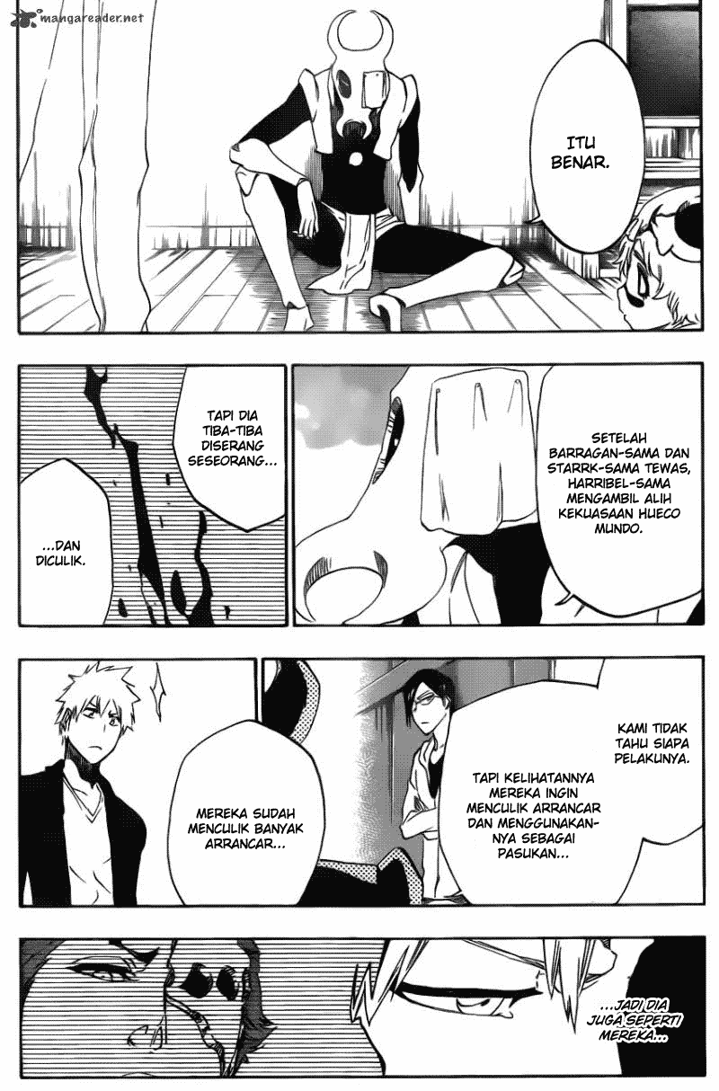 Bleach 486 page 11