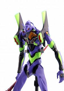 RIOBOT CREATION Evangelion EVA-01