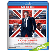 Londres Bajo Fuego (2016) BRRip 1080p Audio Dual Latino/Ingles 5.1