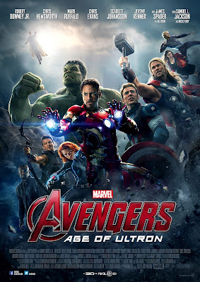 Avengers – Age of Ultron (2015) Blueray