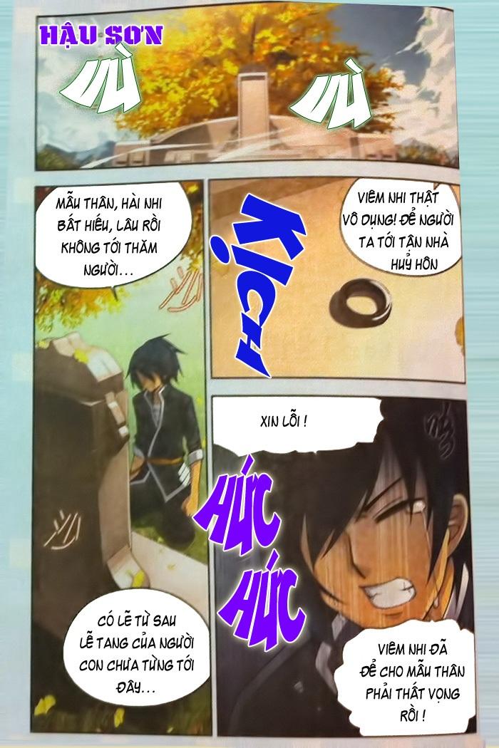 Đấu Phá Thương Khung chap 3 page 4 - IZTruyenTranh.com