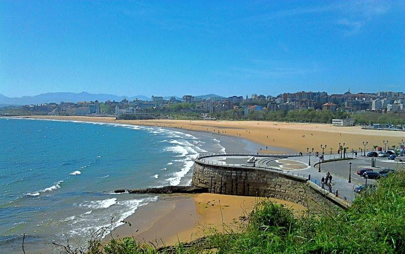 Playas del Sardinero Santander