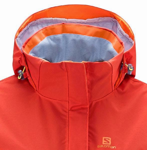 Jacket Gunugn Salomon Cornerstone