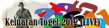 Pengeluaran togel 2013 Live