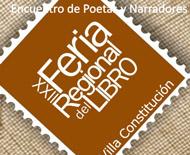 XIII Encuentro de Poetas y Narradores del Departamento Constitución