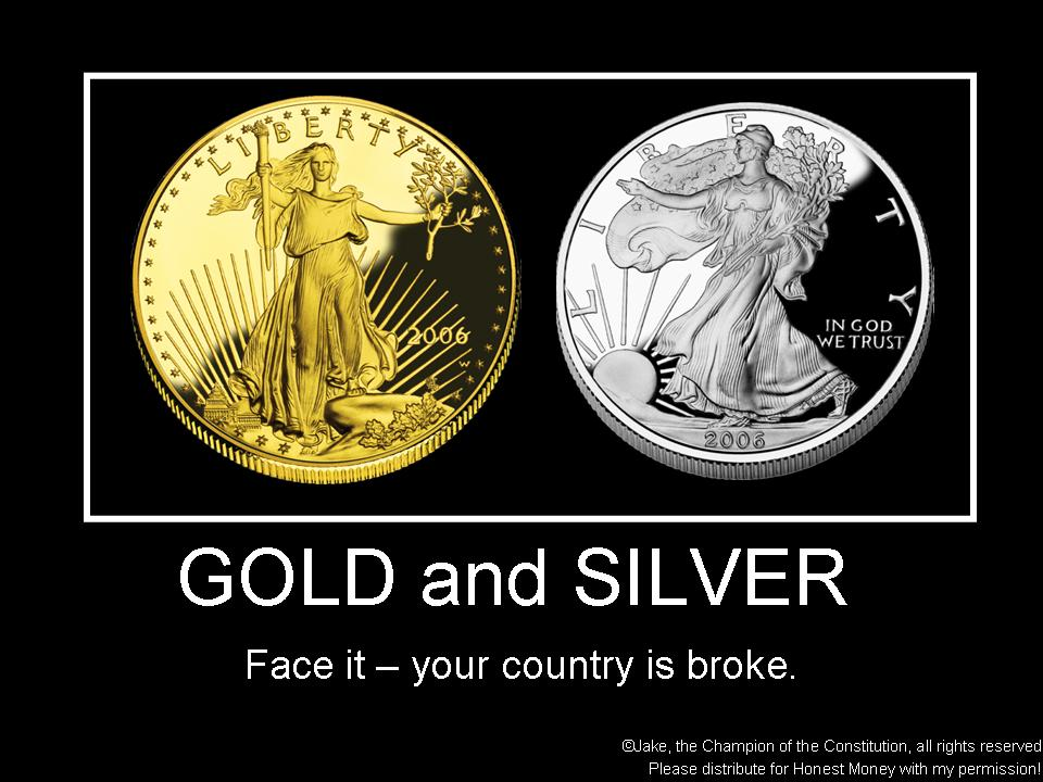 Survival of the united states how reliable is the old for Mixture of gold and silver