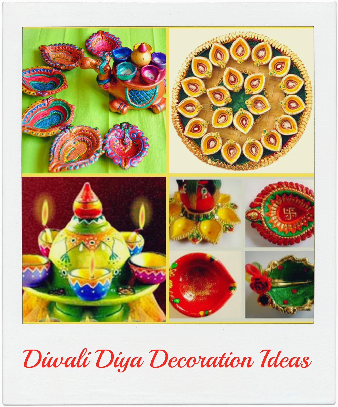 Design Decor Disha Diwali Decor Ideas Part I