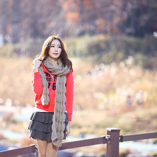 3 Winter with Eun Bin-Very cute asian girl - girlcute4u.blogspot.com