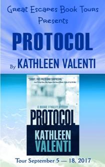 Kathleen Valenti: here 9/15/17