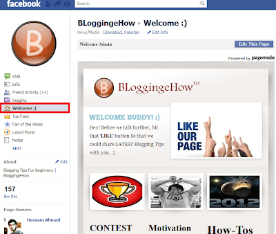 2 Steps To Create A Facebook Fan Landing Page Without Coding For FREE