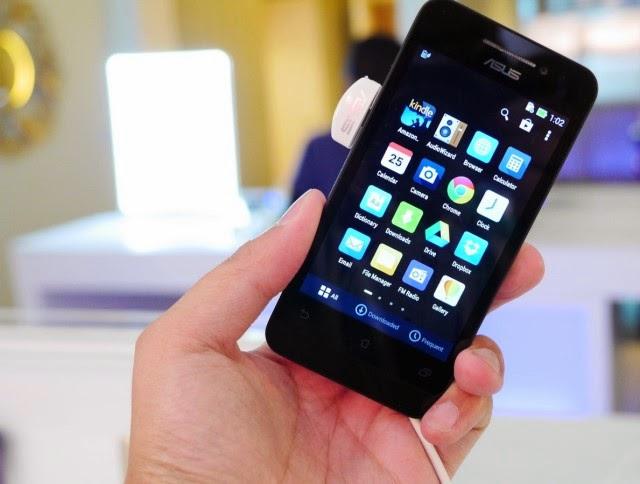 Cara Mudah Root Asus Zenfone 4 Terbaru