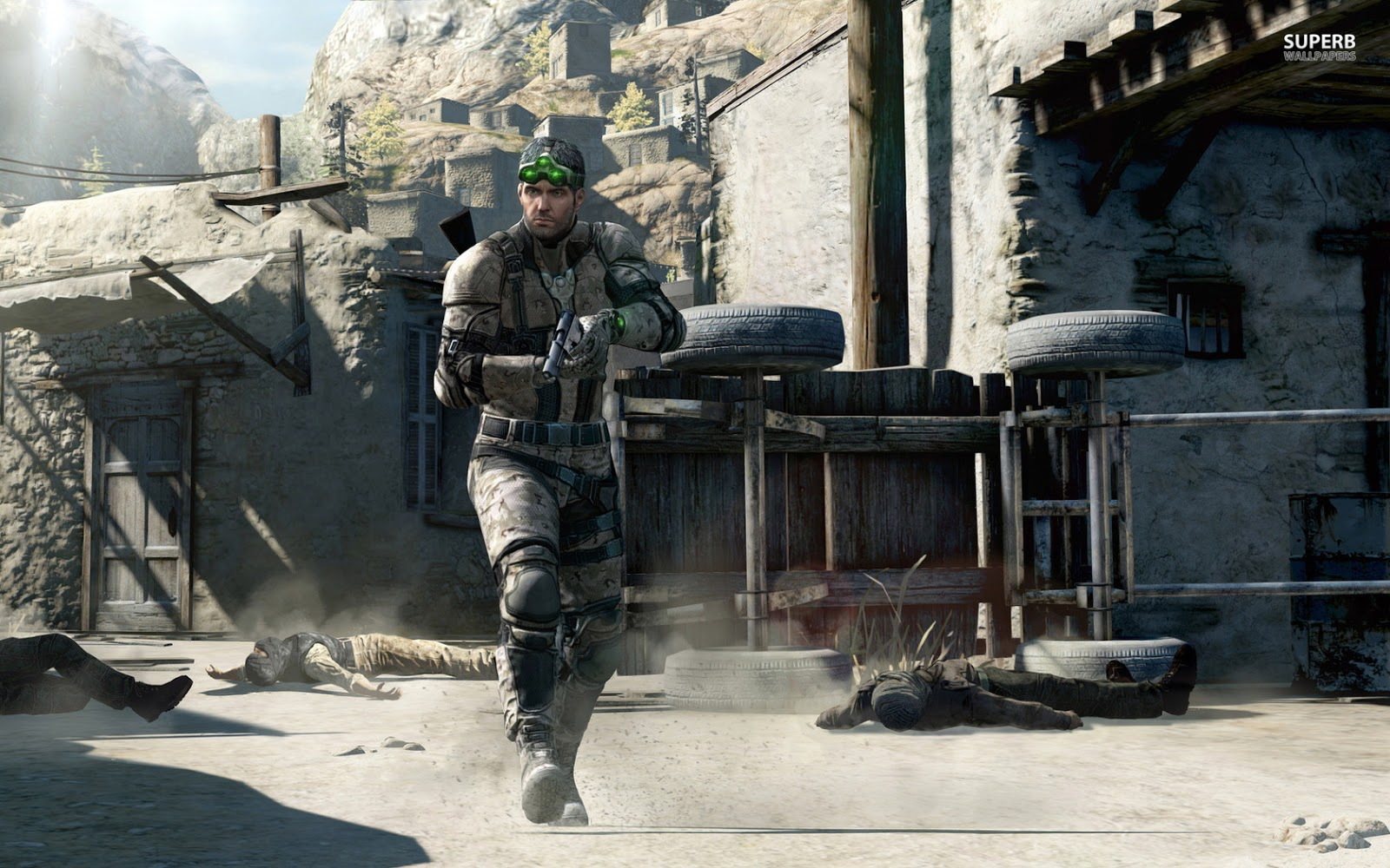 Splinter Cell Blacklist Wallpaper HD