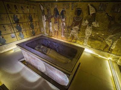 buongiornolink - Egitto una camera segreta dietro i muri della tomba di Tutankhamon è la sepoltura della regina Nefertiti