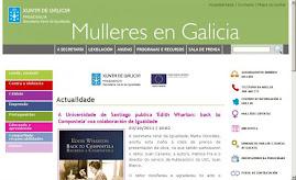 MULLERES EN GALICIA