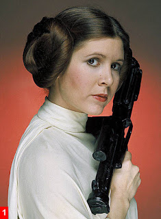 Star Wars - Princesa Leia - Personagens Clássicos
