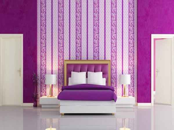 design cat dinding kamar home and design life style