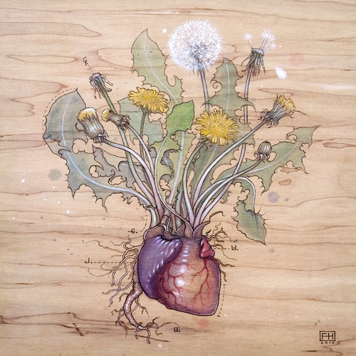 21-Dandelion-Heart-Fay-Helfer-Pyrography-Game-of-Thrones-and-other-Paintings-www-designstack-co