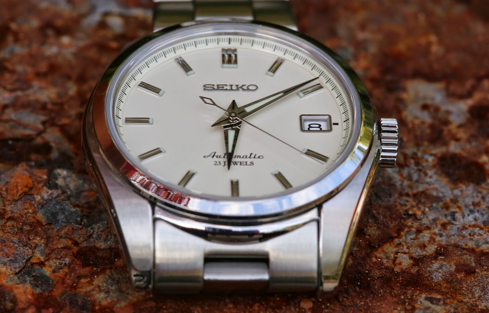 Them Watches: SEIKO SARB035