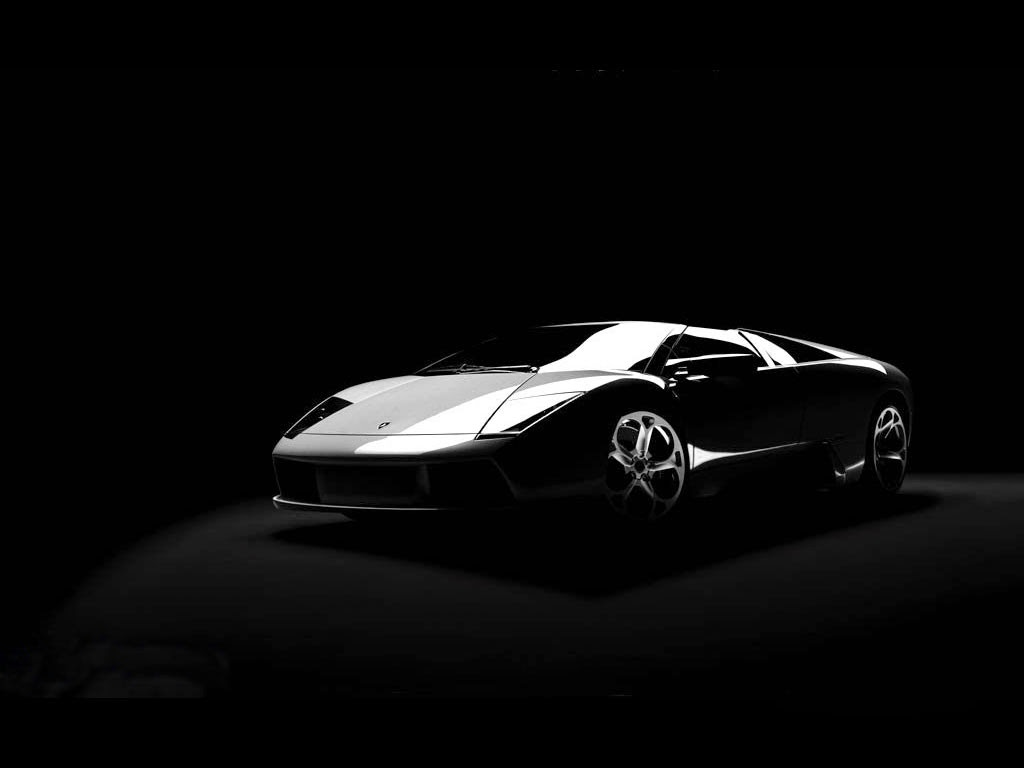 lamborghini murcielago black wallpaper hd