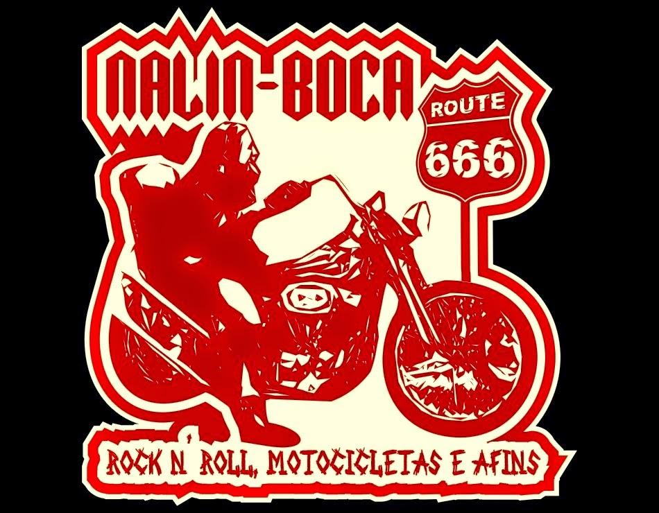 NALIN-BOCA - Rock n Roll, Motocicletas e afins