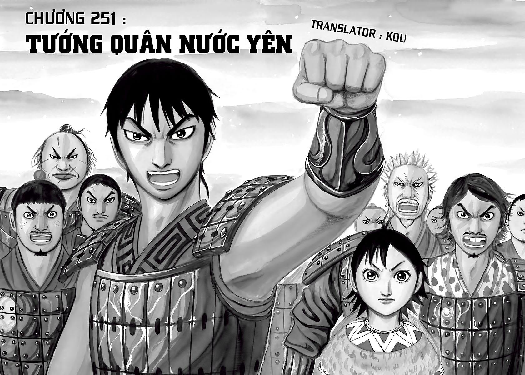 Kingdom - Vương Giả Thiên Hạ Chapter 251 page 6 - IZTruyenTranh.com