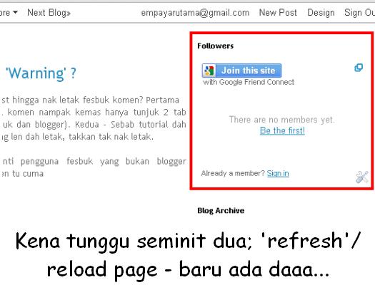 Google Friendconnect 8