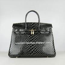 Hermes Birkin 35 Black