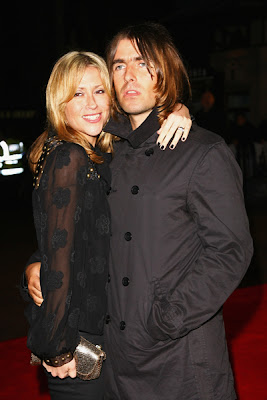Liam Gallagher and Nicole Appleton Couple