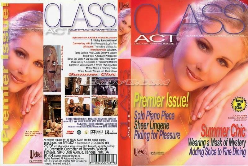 Download Julia Ann Class Act XXX DVDRip XviD 2002 Julia 2BAnn 2BClass 2BAct 2BXXX 2BDVD