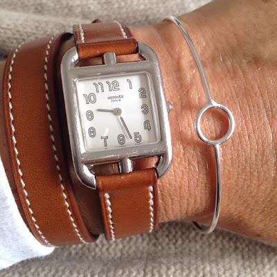 montre cape cod Hermès