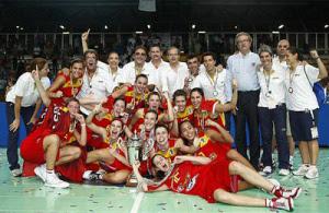 BALONCESTO-Séptima medalla española: oro en Sub-16 femenino