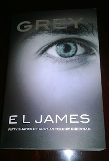 Book review: Grey by E.L. James