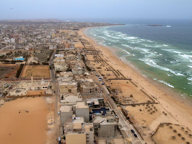 KAP Kite Aerial Photography senegal