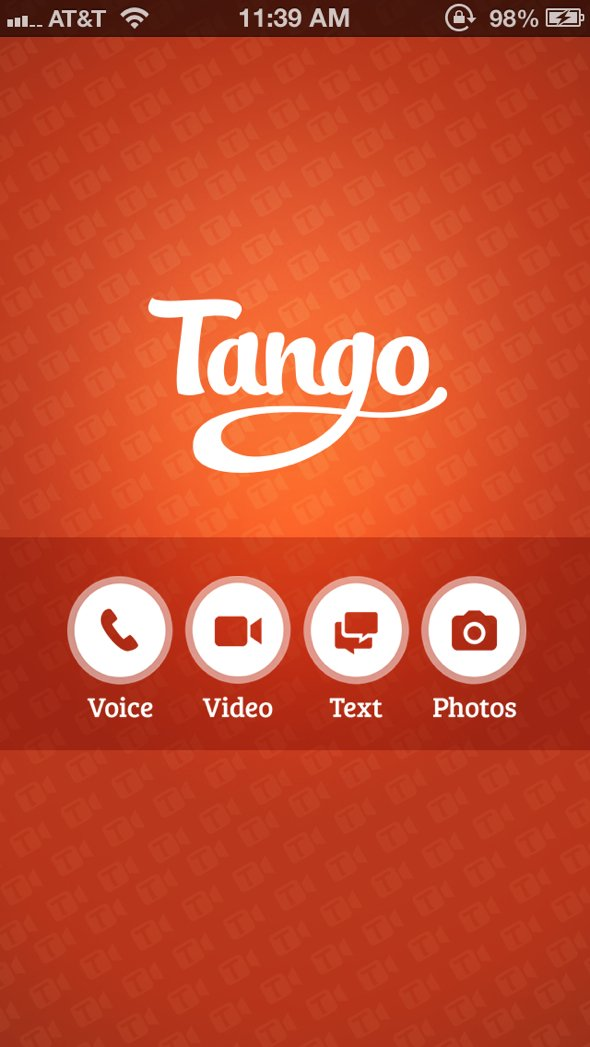 Download Tango Free