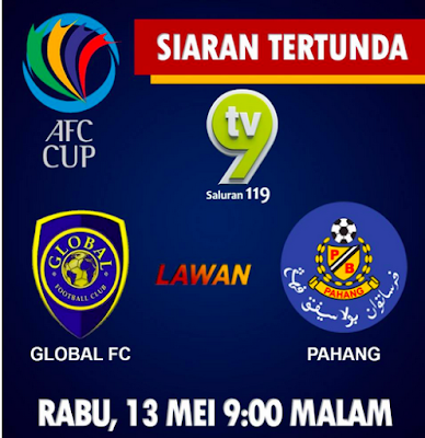 pahang vs global fc