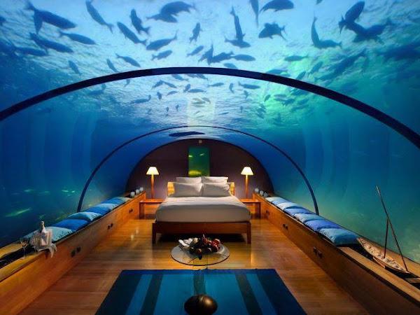 Maldivlerde Bir Rüya; Conrad Maldives Rangali Island Hotel