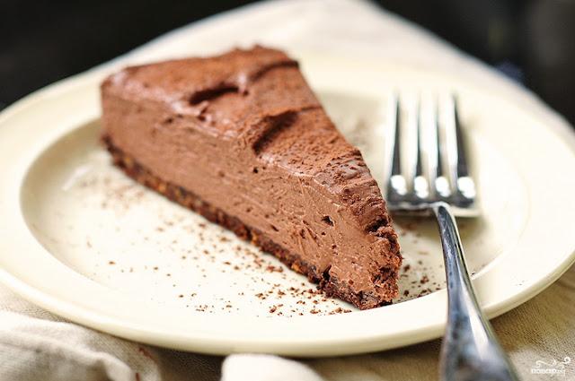 vegetarinis sokoladinis tortas