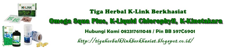 Omega Squa Plus K-Liquid Chlorofil Kinotakara
