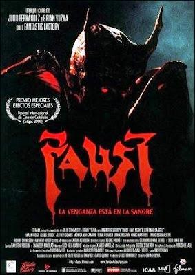 Faust: La venganza está en la sangre (2001). poster