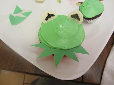 Easy There Cupcake Muppet Cupcakes
